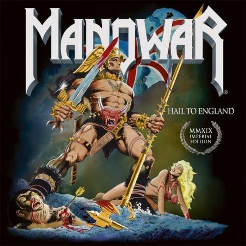Manowar - Наil То Еnglаnd (1984) [2019]