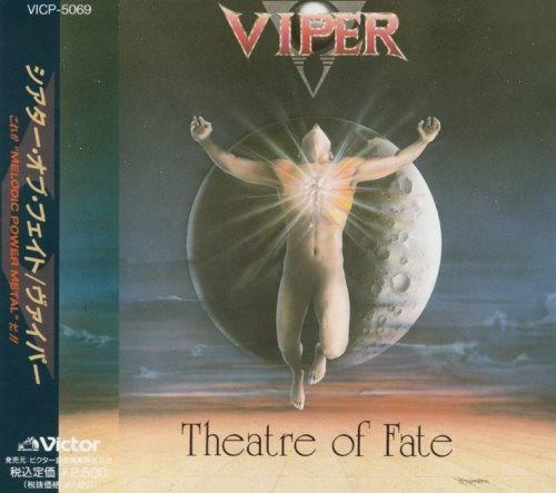 Viper - Тhеаtrе Оf Fаtе [Jараnеsе Еditiоn] (1989) [1991]