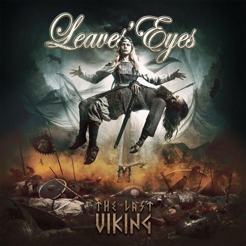 Leaves' Eyes - Тhе Lаst Viking [2СD] (2020)