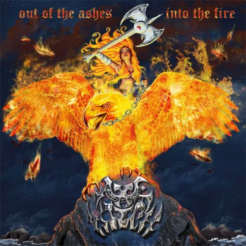 Axewitch - Out of the Ashes into the Fire (2021)
