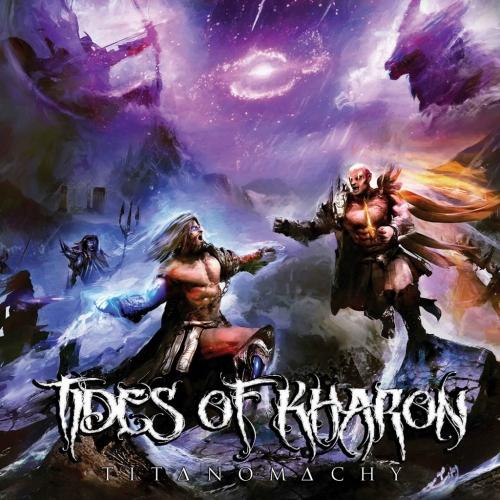 Tides of Kharon - Titanomachy (EP) (2021)