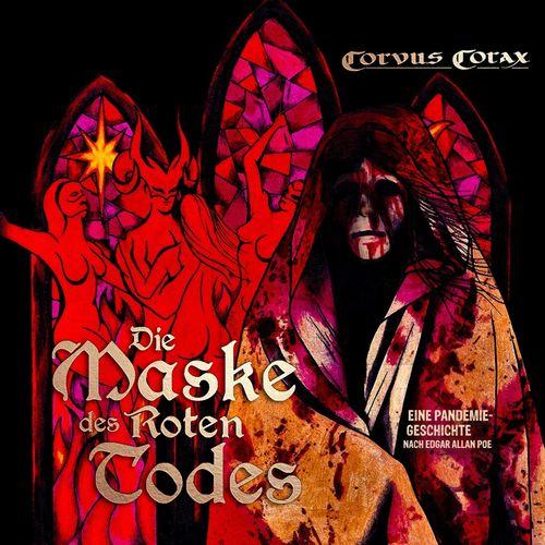 Corvus Corax - Die Maske des Roten Todes (2021)