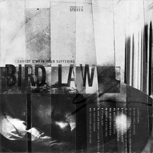 Bird Law - I Cannot Stay In Your Suffering (2021)