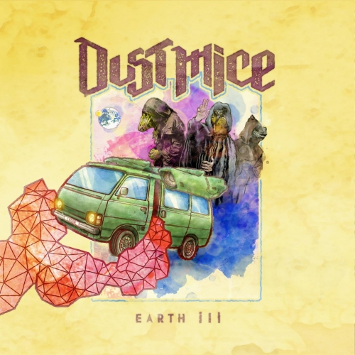 Dust Mice - Earth III (2021)