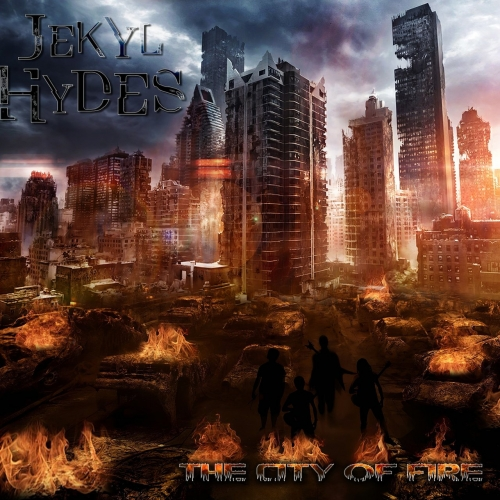 JEKYL HYDES - THE CITY OF FIRE (2021)