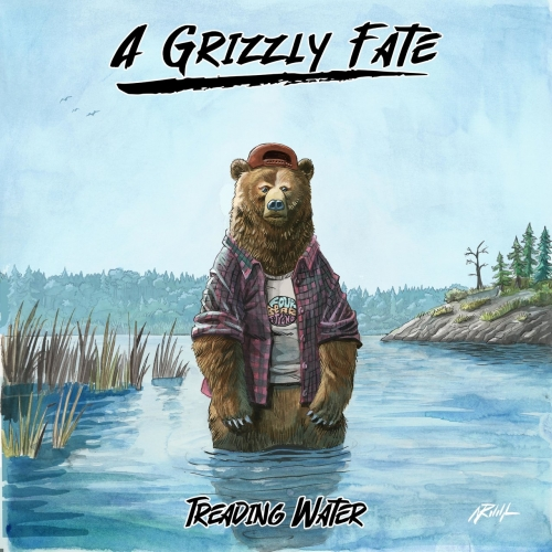 A Grizzly Fate - Treading Water (2021)