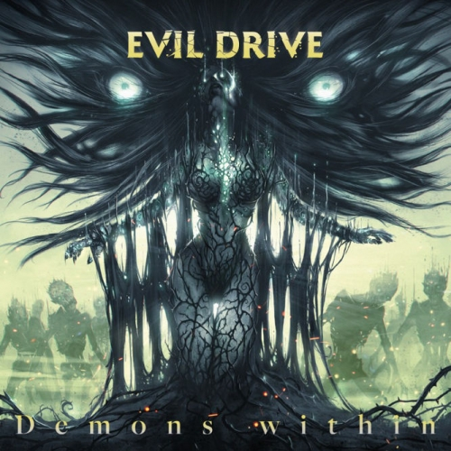 Evil Drive - Demons Within (2021)