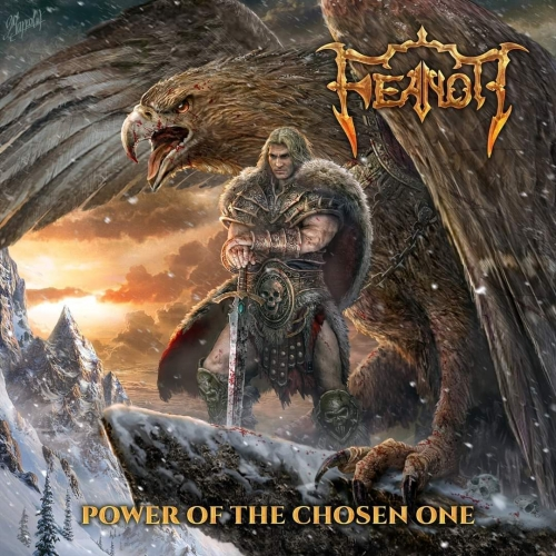 Feanor - Power of the Chosen One (2021)