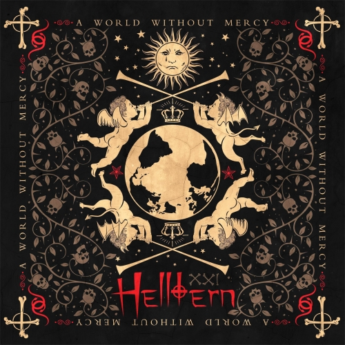 HELLTERN - A World Without Mercy (2021)
