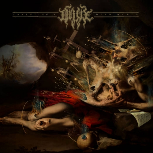 Oryx - Lamenting a Dead World (2021)