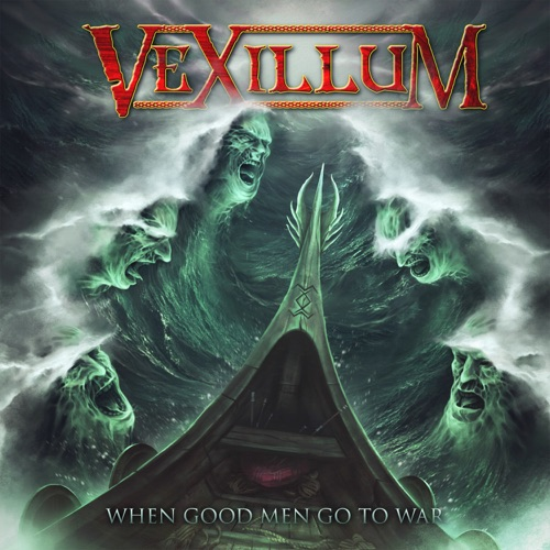 Vexillum - When Good Men Go to War (2021)