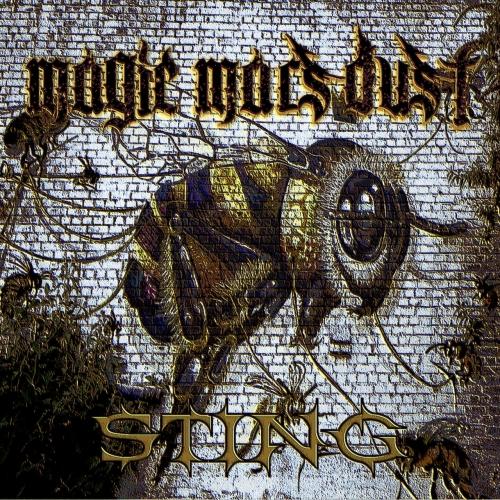 Magic Mars Dust - Sting (2021)