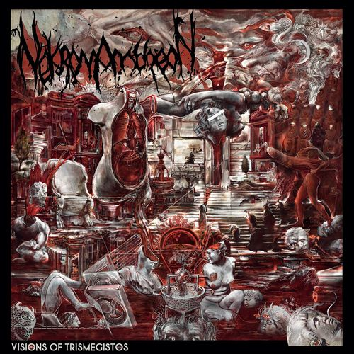 Nekromantheon - The Visions of Trismegistos (2021)