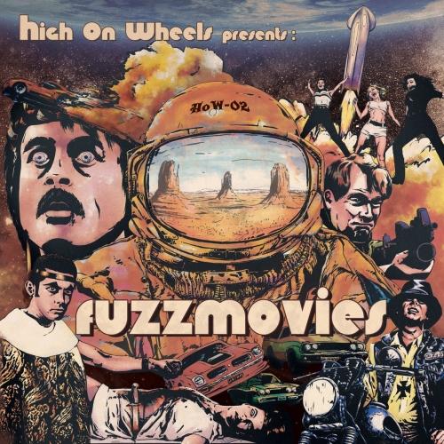 High on Wheels - Fuzzmovies (2021)