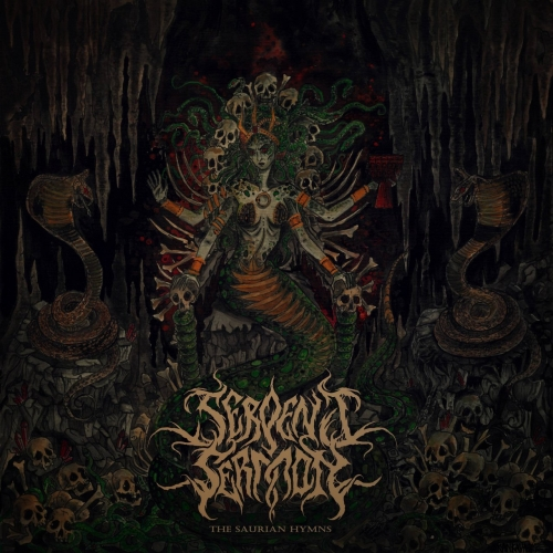 Serpent Sermon - The Saurian Hymns (2021)