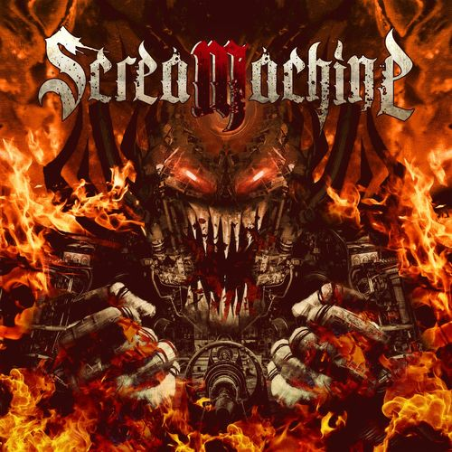 ScreaMachine - ScreaMachine (2021)