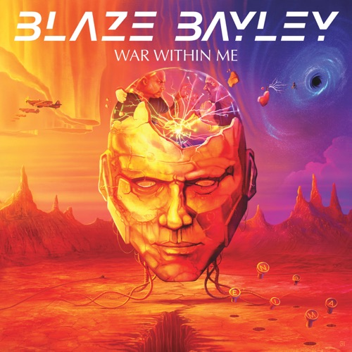 Blaze Bayley - War Within Me (2021)
