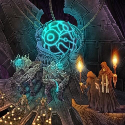 Aetheria Conscientia - Corrupted Pillars Of Vanity (2021)