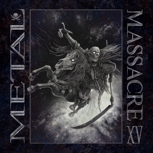 Various Artists - Metal Massacre XV (2021)