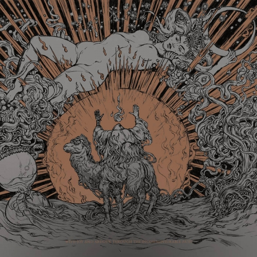 Hadit - With Joy and Ardour Through the Incommensurable Path (2021)