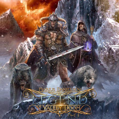 Marius Danielsen - Legend of Valley Doom, Pt. 3 (2021)