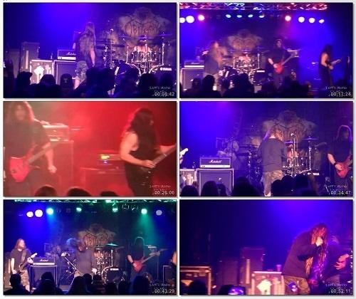 Obituary - Live at The L.V.C.S. in Las Vegas (2014)