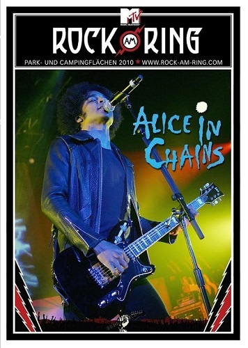 Alice in Chains - Rock am Ring (2010)