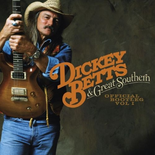 Dickey Betts – Official Bootleg Vol 1 (2021)