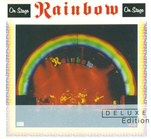 Rainbow - Оn Stаgе [2СD] (1977) [2012]