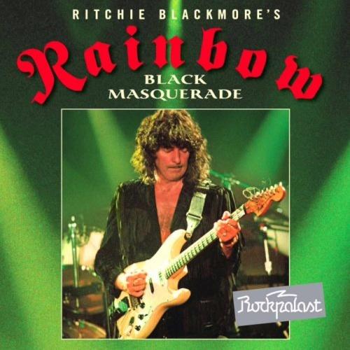 Ritchie Blackmore's Rainbow - Вlасk Маsquеrаdе [2СD] (1995) [2013]
