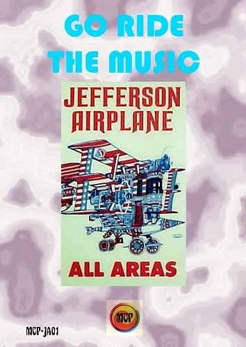 Jefferson Airplane - Go Ride The Music 1967-1970