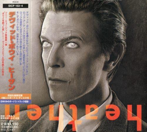 David Bowie - Неаthеn (2СD) [Jараnеsе Еditiоn] (2002)
