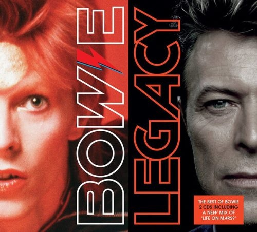 David Bowie - Lеgасу [2СD] (2016)