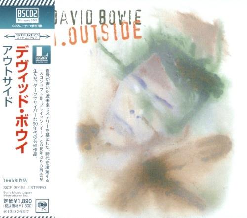 David Bowie - 1.Оutsidе [Jараnеsе Еditiоn] (1995) [2013]