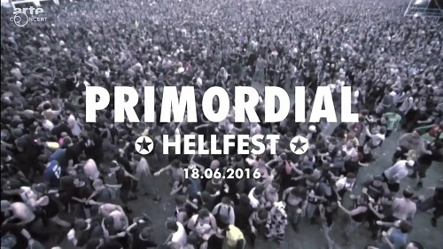 Primordial - Live at Hellfest (2016)