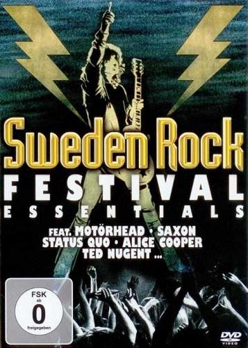 VA - Sweden Rock Festival - Essentials (2012)