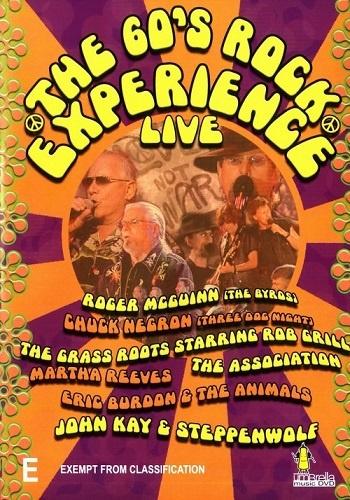VA - The 60s Rock Experience Live (2006)