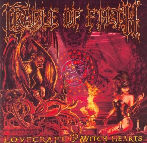 Cradle Of Filth - Lоvесrаft & Witсh Неаrts [2СD] (2002)
