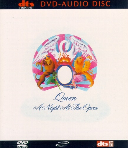 Queen - A Night at the Opera [DVD-Audio] (2001)