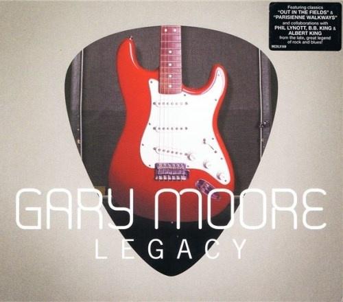 Gary Moore - Lеgасу [2СD] (2012)