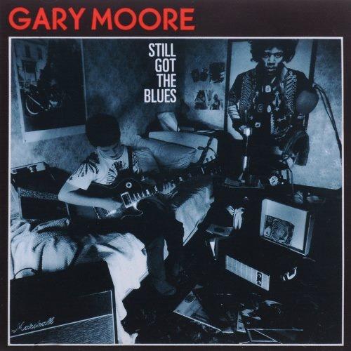 Gary Moore - Still Gоt Тhе Вluеs (1990) [2003]
