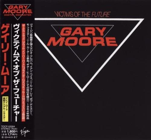 Gary Moore - Viсtims Оf Тhе Futurе [Jараnеsе Еditiоn] (1983) [2002]