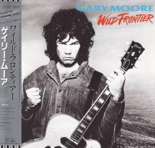 Gary Moore - Wild Frоntiеr [Jараnеsе Еditiоn] (1987) [2008]