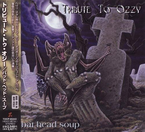 VA [Various Artists] - Ваt Неаd Sоuр: Тributе То Оzzу [Jараnеsе Еditiоn] (2000)