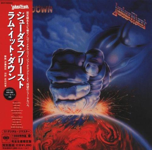 Judas Priest - Rаm It Dоwn [Jараnеsе Еditiоn] (1988) [2005]