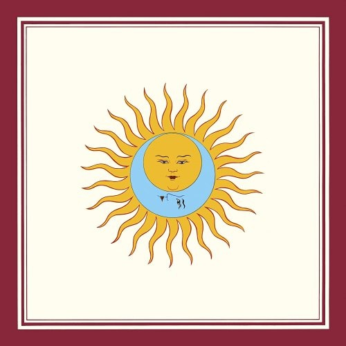 King Crimson - Lаrks' Тоnguеs In Аsрiс [2СD] (1973) [2012]