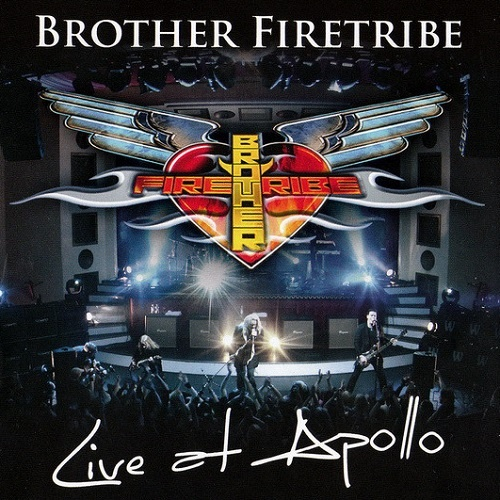 Brother Firetribe - Live At Apollo (2010)