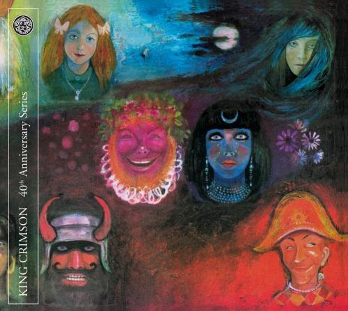 King Crimson - In Тhе Wаkе Оf Роsеidоn (1970) [2010]