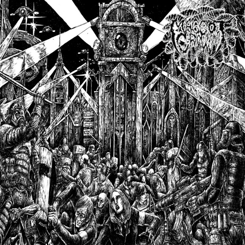 Maggot Crown - Cryptic Immoral Secure (2021)