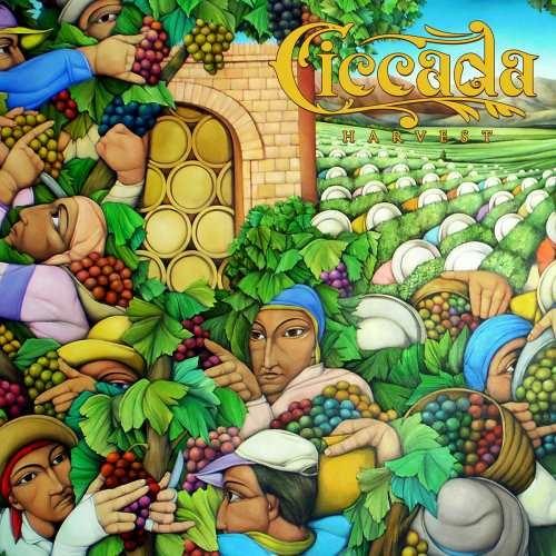 Ciccada - Harvest (2021)